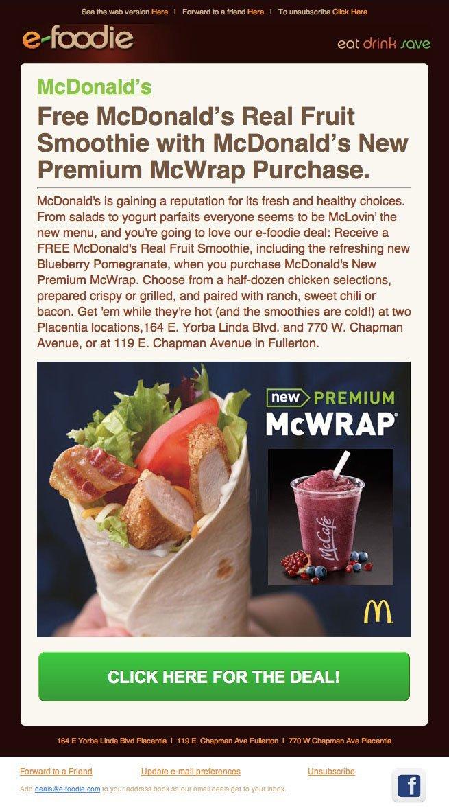 McDonaldsDeal